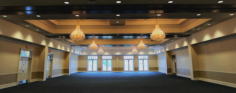 Gertrude C. Ford Ballroom