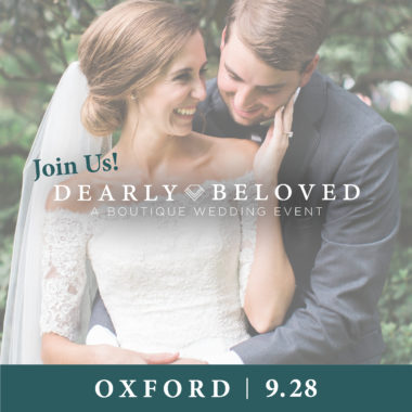 Dearly Beloved – A Boutique Wedding Event