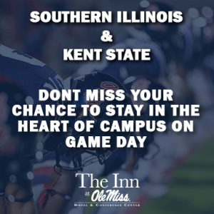 Rooms available now for SIU and Kent State games. <br>Click to book now!